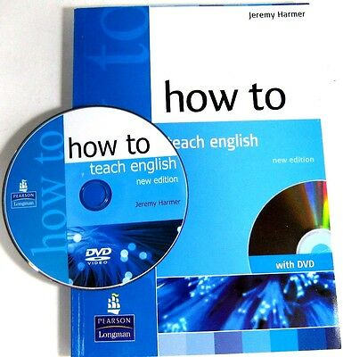 Longman PEARSON HOW TO TEACH ENGLISH new edition WITH DVDA  9781405853095 BY