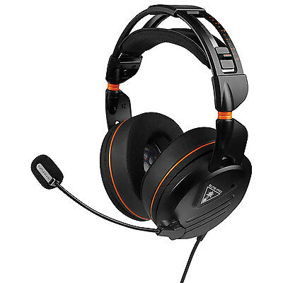 Turtle Beach Elite Pro Tournament Over-Ear Gaming Headset for PS4/Xbox One/PC