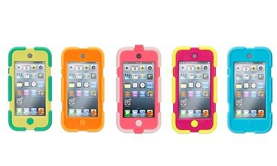 Griffin All-Terrain Shock Proof Survivor Case Cover For iPod Touch 5th / 6th Gen