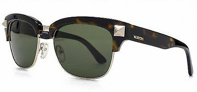Valentino Clubmaster Women's Designer Sunglasses V118S-215 Made In Italy