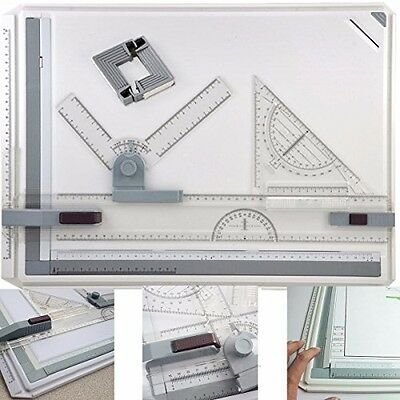 GOCHANGE A3 Drawing Board Table With Parallel Motion And Adjustable Angle