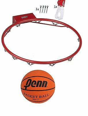 Basketball Ring Basketball Full Size 7 Ring Ball Outdoor Indoor Sports Game NBA