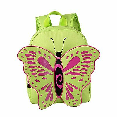 Advocator 3D Animal Kids Backpack Cute School Bag Butterfly Toddler Bags