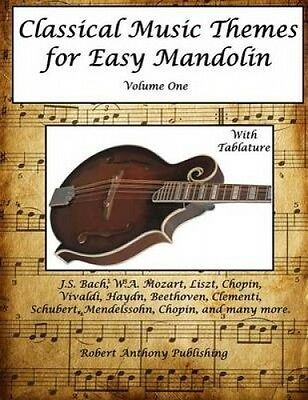 Mandolin mandolin tablature christmas music : Christmas Music for Easy Mandolin with Tablature by Robert Anthony ...