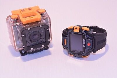 WASPcam 9902 GIDEON Action Sports Camera 1080P HD Use WASP & GoPro Mounts w/9935