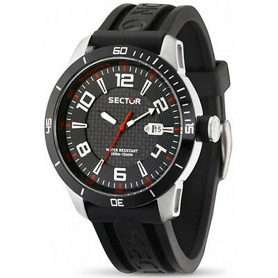 Orologio SECTOR 850 Collection Black Strap - R3251575002