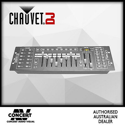 Chauvet OBEY 40 DMX Controller, 192 channels, up to 12 Fixtures BRAND NEW