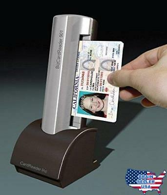Driver License Scanner and Reader (w/ Scan-ID), New, Free Ship