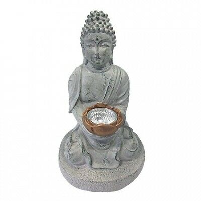Urban Solar Buddha with Light. Free Delivery