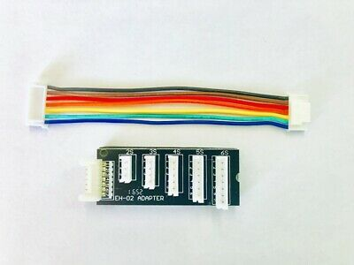 Balancer Adapter Board/Platine EH <=> JST für 2S-6S LiPo Akkus *High Quality*