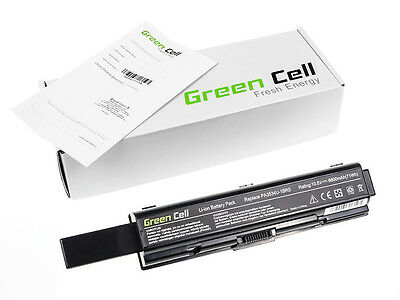Green Cell® Notebook Battery for Toshiba Satellite L450D-11X Laptop (6600mAh)
