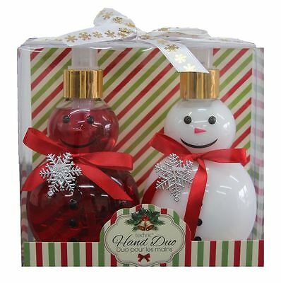Technic Christmas Snowman Hand Wash Gift Set