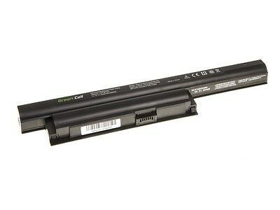 Green Cell® Notebook Battery for Sony Vaio VPCEB1C5E Laptop (4400mAh)