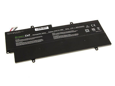 Green Cell® Notebook Battery for Toshiba Satellite Z830-10U Laptop (3000mAh)