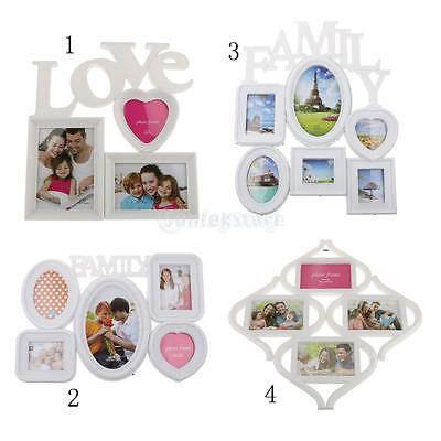 Memory- Creative Combination Photo Frames Home Table Ornament Birthday Gift
