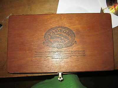 Vintage Padron Executive Wood Cigar Box - Great Condition