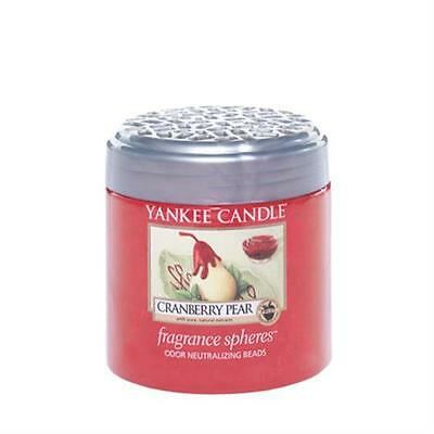 Yankee Candle Cranberry Pear Fragrance Spheres FREE P&P