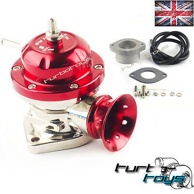 RED TYPE RS TURBO BLOW OFF BOV DUMP VALVE KIT fit NISSAN SKYLINE R32 R33 R34 R35