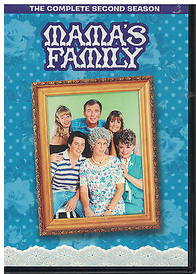 Mama's Family: The Complete Second Season (DVD, 1984, 4-Disc Set)