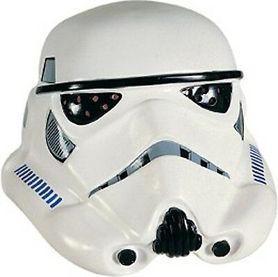 Rubies Costume Star Wars Stormtrooper Mask White One Size