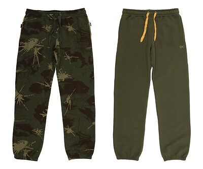 Navitas Apparel NEW Camo or Green Joggers Jogga Fishing Jogging Bottoms Pants