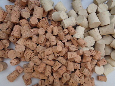 50 Natural Cork Stopper  Bottling Home Brew Wine Making Corking Portugal QUALITY