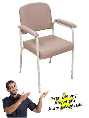 Utility Chair Day Chair Height Adjustable With Free Freight! Days