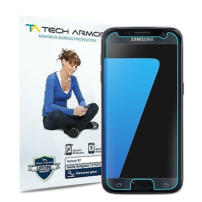 Tech Armour for  for  for Samsung   Galaxy S7 Anti-Glare/Anti-Fingerprint Screen