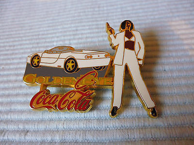 1 Coca Cola James Bond Golden Eye Pin Limited Edtion