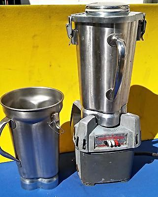 WARING CB-5 COMMERCIAL KITCHEN BLENDER with EXTRA CUP WATCH VIDEO FREESHIPPING