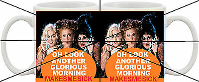 Hocus Pocus Dvd Movie Inspired Oh Look Another Glorious Morning Mug #2