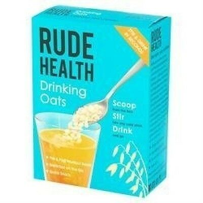 Rude Health Drinking Oats 250g by Rude Health. Best Price