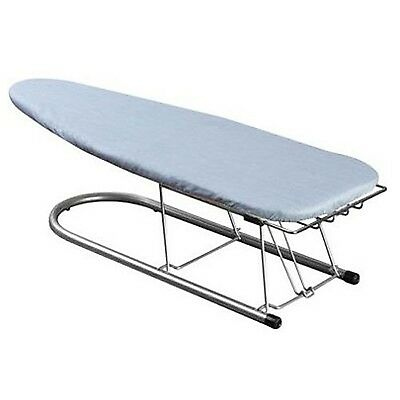 Household Essentials Cover and Pad for Table Top Ironing Boards Blue Silicone...
