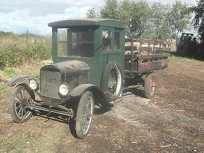 1922 FORD TT Lizzy,  Pick up Firewood Trock , Klein LKW