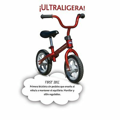 Chicco Bullet Balance Bike Red Ride On Kids