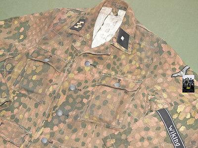 Fury movie prop - SS Pea Dot camo Tunic (repro)