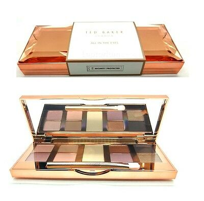 TED BAKER Genuine Stunning ALL IN THE EYES Make Up Palette Set GIFT SET NEW