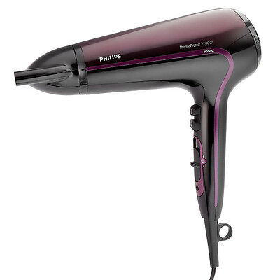 NEW Philips Thermo Protect Ionic Hairdryer HP8233/00 Professional 2200W