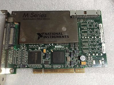 National Instruments NI PCI-6250 M Series Multifunction DAQ Device