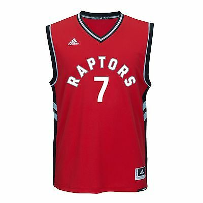 adidas AM9730 International Replica Jersey Toronto Raptors #7 Kyle Lowry (Red...