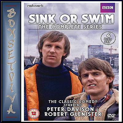 Sink Or Swim - The Complete Series - 1 2 & 3  *brand New Dvd **