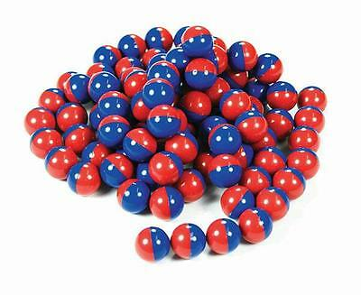 Magnetic Pole Marbles 12p Maths Science Teacher Resource School Use With Wands
