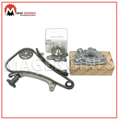 Timing Kit+Oil Pump+Water Pump Toyota 2Zz-Ge For Corolla Celica & Lotus 1.8 Ltr