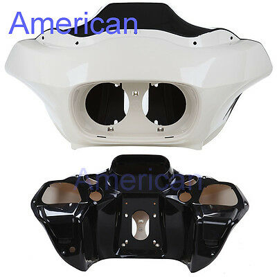 UNPainted ABS Injection Inner & Outer Fairing for Harley-Davidson Road Glide
