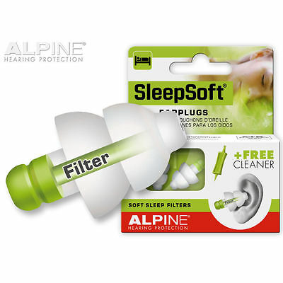 Alpine protections auditives Sleepsoft 1 paire