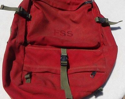 Out of County bag.Great  for Emergenecy Assigments (Fire/OES)