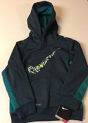 Nike Boys Therma-Fit Hoodie Size 4