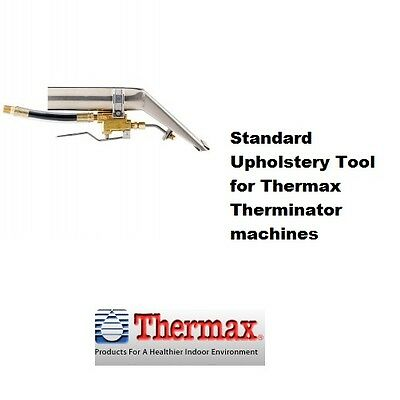 Thermax Therminator DV-12 and CP-5 Standard Upholstery Tool, Stainless Steel, 1-