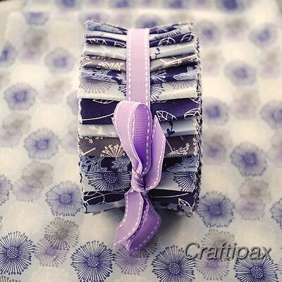 Fabric Jelly Roll - 100% Cotton - Fabric Freedom