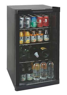 Under Counter Chiller Cooler Bottle Fridge Undercounter Drinks Wine Bar Beer Pub